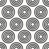 Naadloos geometic patroon Royalty-vrije Stock Foto