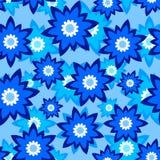 Naadloos geometrisch abstract patroon in Arabische stijl Stock Fotografie