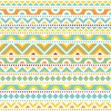Naadloos Geometrisch Patroon vector illustratie