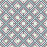 Naadloos Geometrisch Patroon Stock Afbeelding