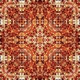 Naadloos Geometrisch Patroon Royalty-vrije Stock Foto