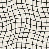 Naadloos Geometrisch Patroon Royalty-vrije Stock Foto's