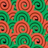 Naadloos geometrisch patroon Het kan voor prestaties van het ontwerpwerk noodzakelijk zijn Royalty-vrije Stock Afbeelding