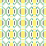 Naadloos Geometrisch Patroon Het kan voor prestaties van het ontwerpwerk noodzakelijk zijn Stock Foto's