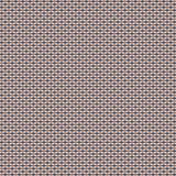Naadloos Geometrisch Patroon in Retro Kleuren Stock Afbeelding