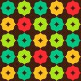 Naadloos geometrisch patroon. website achtergrond. stock illustratie