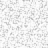 Naadloos geometrisch, uitstekend patroon met Stock Foto