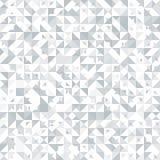 Naadloos geometrisch, uitstekend patroon met Stock Foto's