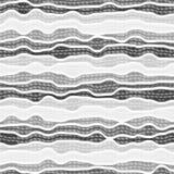 Naadloos golvend patroon Stock Afbeeldingen