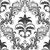 Naadloos gotisch behang stock illustratie