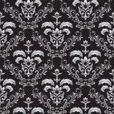 Naadloos gotisch ornament Royalty-vrije Stock Foto's