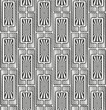 Naadloos grafisch patroon Rebecca 36 Royalty-vrije Stock Foto's
