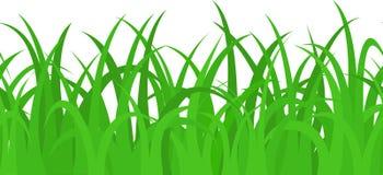 Naadloos gras Stock Afbeeldingen