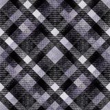 Naadloos groen celpatroon (vector) zwarte, grijze achtergrond Royalty-vrije Stock Afbeeldingen