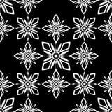 Naadloos harmonisch patroon royalty-vrije illustratie