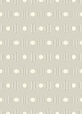 Naadloos hexagon patroon Abstract Lijn Verpakkend Document Grafische D Stock Foto's