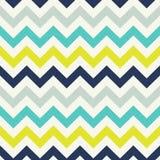 Naadloos horizontaal golvend strepen grunge patroon Royalty-vrije Stock Afbeelding
