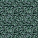 Naadloos ikatpatroon Abstracte achtergrond voor textielontwerp, behang, oppervlaktetexturen, verpakkend document Stock Fotografie