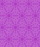 Naadloos Indisch patroon in roze colore stock illustratie