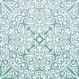 Naadloos islam patroon Uitstekende bloemenachtergrond in pastelkleur vector illustratie