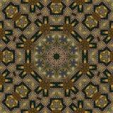 Naadloos Keltisch patroon 006 stock afbeeldingen