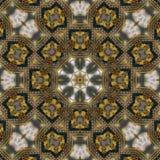 Naadloos Keltisch patroon 003 stock foto