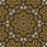 Naadloos Keltisch patroon 001 stock foto