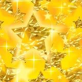 Naadloos Kerstmispatroon Royalty-vrije Stock Afbeelding