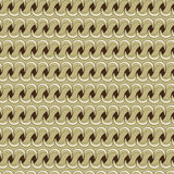 Naadloos kettingspatroon Royalty-vrije Stock Afbeelding
