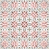 Naadloos kleurenpatroon, Arabische stijl Stock Afbeelding