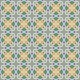Naadloos kleurenpatroon, Arabische stijl Royalty-vrije Stock Foto