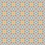 Naadloos kleurenpatroon, Arabische stijl Stock Foto