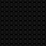 Naadloos lineair patroon met de kruising van lijnen, veelhoeken Abstract geometrisch patroon met ruiten royalty-vrije illustratie