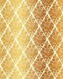Naadloos luxe vector uitstekend patroon Stock Afbeelding