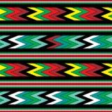 Naadloos Mexicaans patroon Royalty-vrije Stock Afbeelding