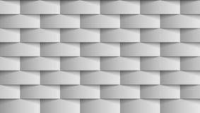 Naadloos Modern Gray Texture Background stock illustratie
