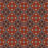 Naadloos modern helder mozaïekpatroon Royalty-vrije Stock Fotografie