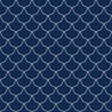 Naadloos modieus patroon - eenvoudig ontwerp Vector geometrische achtergrond stock illustratie