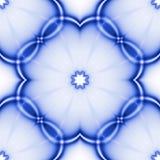 Naadloos mozaïek blauw samenvatting betegeld patroon Eindeloze textuur voor behang, Web-pagina achtergrond, textielontwerp, verpa royalty-vrije illustratie