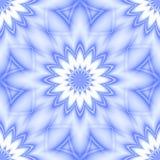 Naadloos mozaïek blauw samenvatting betegeld patroon Eindeloze textuur voor behang, Web-pagina achtergrond, textielontwerp, verpa stock illustratie