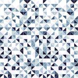 Naadloos mozaïek geometrisch patroon - Stock Fotografie