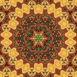 Naadloos ontwerp 024 van het khayameyapatroon stock foto's