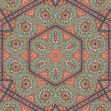 Naadloos ontwerp 019 van het khayameyapatroon Royalty-vrije Stock Fotografie