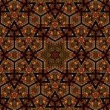 Naadloos ontwerp 032 van het khayameyapatroon Royalty-vrije Stock Afbeelding