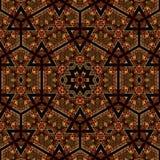 Naadloos ontwerp 031 van het khayameyapatroon Royalty-vrije Stock Foto's