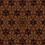 Naadloos ontwerp 030 van het khayameyapatroon Royalty-vrije Stock Afbeelding