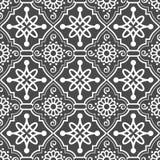 Naadloos oosters patroon Royalty-vrije Stock Afbeelding