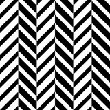 Naadloos optisch zigzagpatroon royalty-vrije illustratie