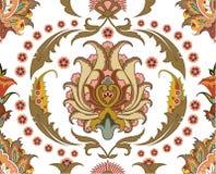 Naadloos ornament Royalty-vrije Stock Fotografie