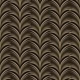 Naadloos ornamentpatroon Bloemen modieuze achtergrond Vectorrep Royalty-vrije Stock Fotografie